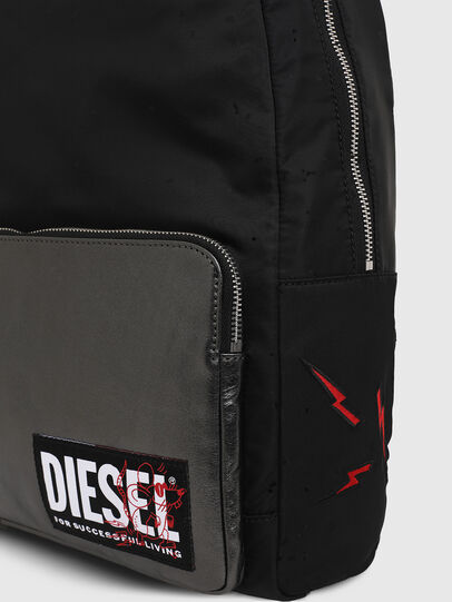 Diesel - MIRANO CNY, Black - Backpacks - Image 5