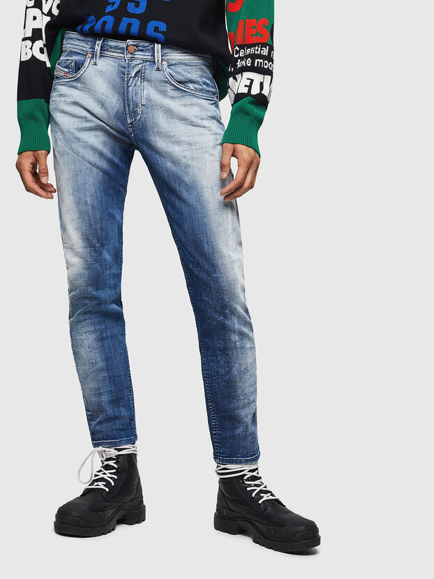 Thommer JoggJeans 0870N, Medium blue - Jeans