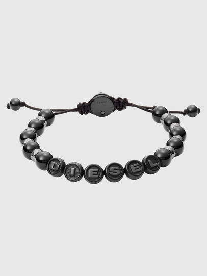 Diesel - DX1268, Black - Bracelets - Image 1