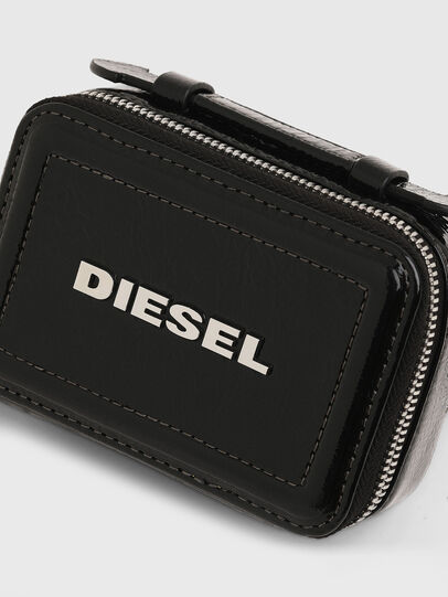 Diesel - BOMBY, Black - Small Wallets - Image 4