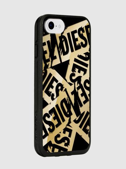 Diesel - MULTI TAPE GOLD/BLACK IPHONE 8/7/6S/6 CASE,  - Cases - Image 6