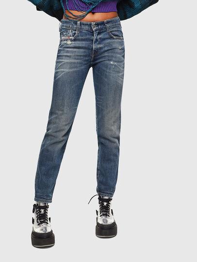Diesel - D-Rifty 0890Y, Medium blue - Jeans - Image 1