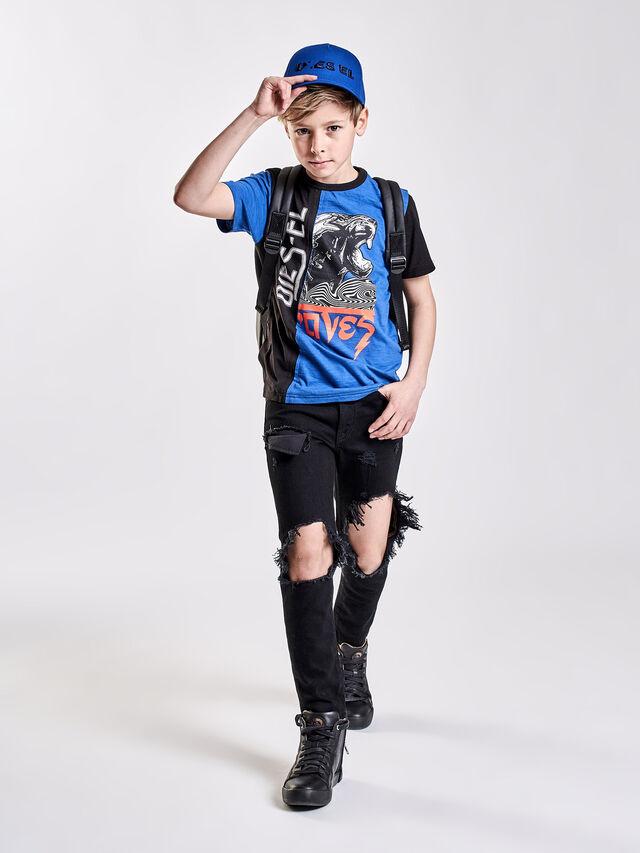 Diesel - MHARKY-J, Black Jeans - Jeans - Image 4