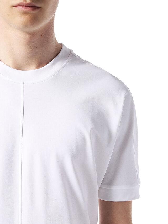 Diesel Black Gold TANORMAL, White - T-Shirts - Image 5