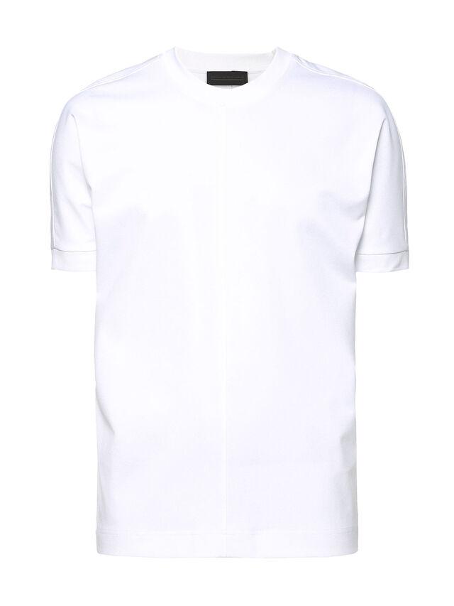 Diesel Black Gold TANORMAL, White - T-Shirts - Image 4