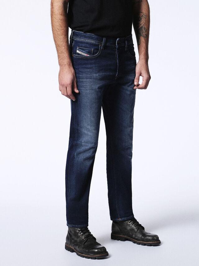 Diesel Buster 0860L, Dark Blue - Jeans - Image 6