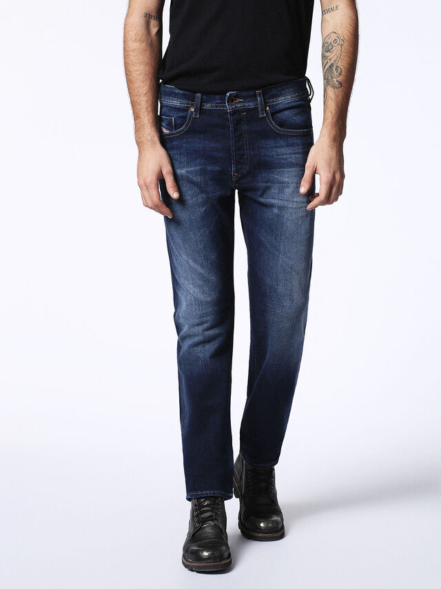 Diesel Buster 0860L, Dark Blue - Jeans - Image 2