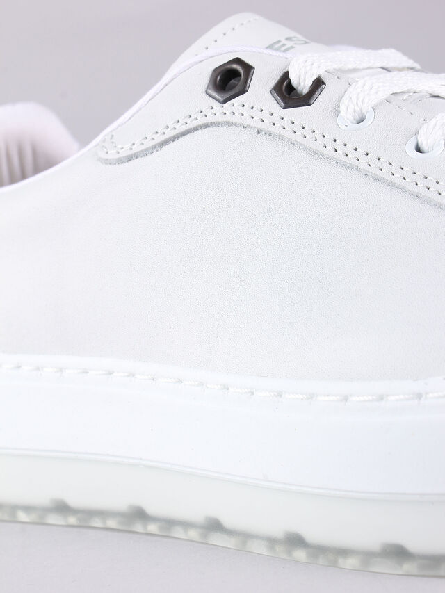 Diesel - LENGLAS S- ANDYES W, White - Sneakers - Image 6