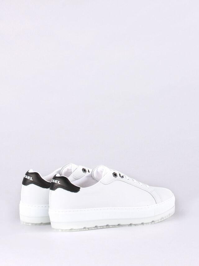 Diesel - LENGLAS S- ANDYES W, White - Sneakers - Image 2