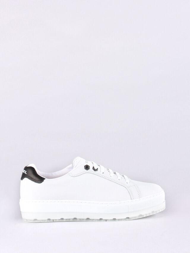 Diesel - LENGLAS S- ANDYES W, White - Sneakers - Image 1