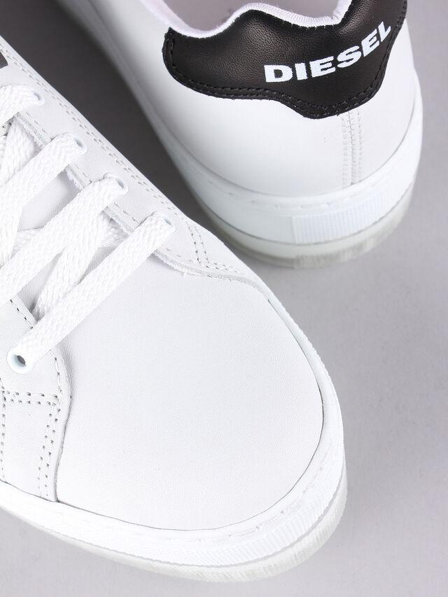 Diesel - LENGLAS S- ANDYES W, White - Sneakers - Image 4
