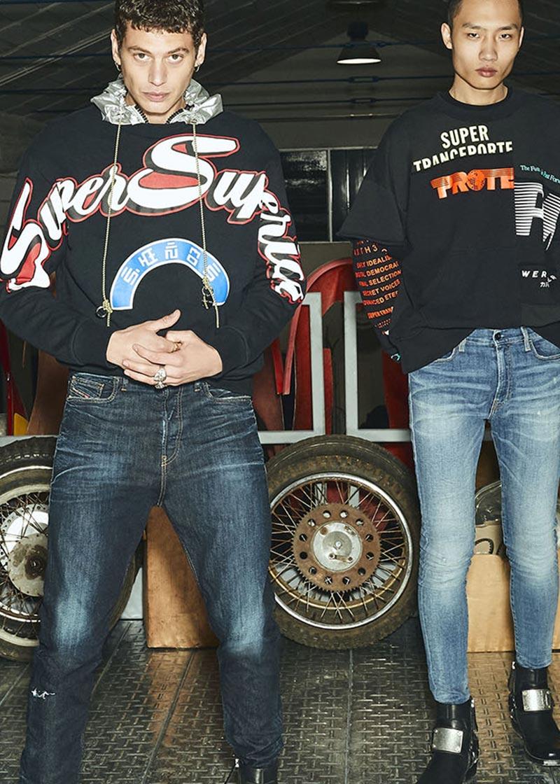 Shop For Man | Discover more on Diesel.com