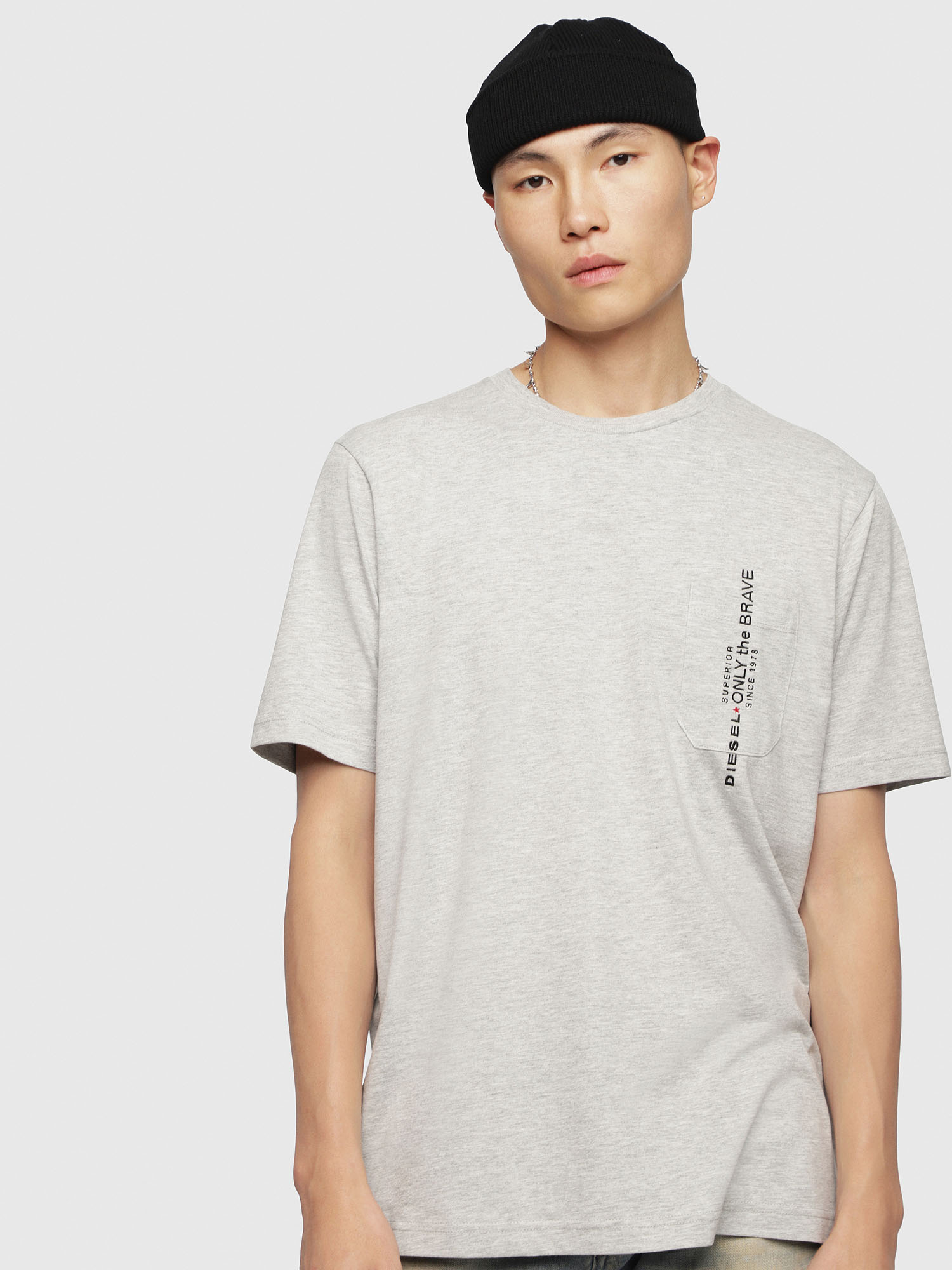 Diesel - T-JUST-POCKET,  - T-Shirts - Image 1